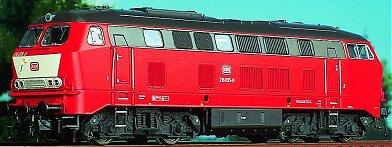 Brawa 0393 - Diesel Locomotive 216 095-0