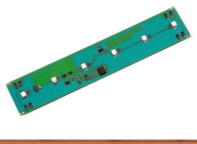 Brawa 2205 - H0 Interior Lighting 2-axle,
