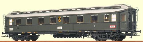 Brawa 2450 - Express train coach A4ü Pr 20a DRG
