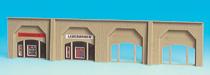 Brawa 2698 - N Arcades with shops [2 piece