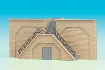 Brawa 2699 - N Arcades with stairway [1 pi
