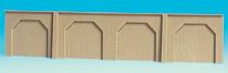 Brawa 2700 - N Arcades Retaining Wall [2 p