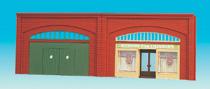 Brawa 2880 - H0 Arcades with shops