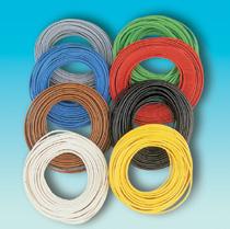 Brawa 3125 - Dbl-Wire 0,14 mm², 5 m ring,