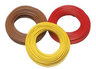 Brawa 3212 - Wire 0,25 mm², 25 m drum, bro