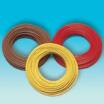Brawa 3218 - Wire 0,25 mm², 10 m drum, red
