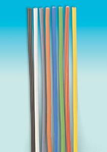 Brawa 3222 - Wire 0,50 mm², 40 m drum, red