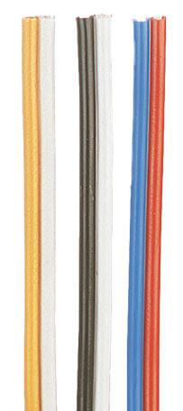 Brawa 32362 - Dbl-Wire 1,5 mm², 30 m drum,