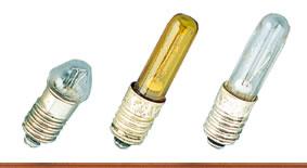 Brawa 3276 - Bulb E 5,5, 19V/50mA, yellow