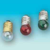 Brawa 3332 - Bulb E 10, 3,5V/200mA, red