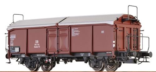 Brawa 37021 - O Sliding Roof Freight Car Km