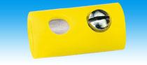 Brawa 3711 - Socket, yellow [100 pieces]