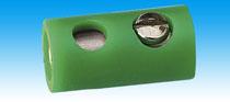Brawa 3713 - Socket, green [100 pieces]