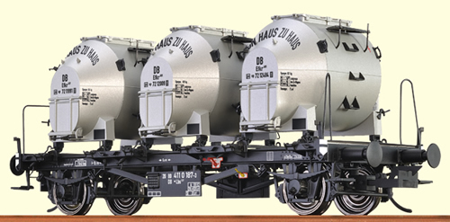 Brawa 37152 - 0 Scale Container Car Lbs 577 DB, I