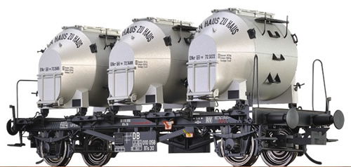 Brawa 37157 - O Scale Container Car BTs 30 DB, II