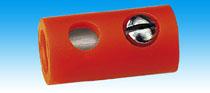 Brawa 3716 - Socket, orange [100 pieces]