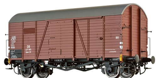 Brawa 37186 - O Scale Freight Car Oppeln Gmes DB,