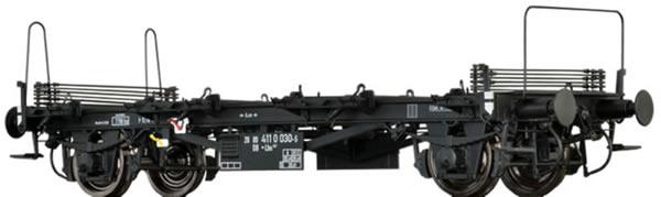 Brawa 37402 - Container Car BTs 30 / Ddikr 612 DB