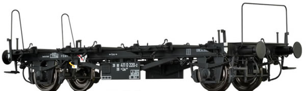 Brawa 37403 - Container Car Mulde Lbrs577 DB