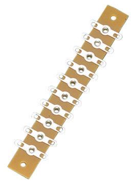Brawa 3912 - Solder Tag Strip, 10-pcs.