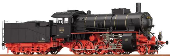 Brawa 40123 - German Steam Locomotive BR 56 of the DRG (Sound Decoder)
