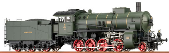 Brawa 40124 - German Freight Locomotive G 4/5 of the K.Bay.Sts.B