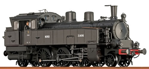 Brawa 40188 - French Steam Locomotive T5 of the NORD