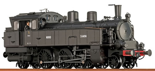 Brawa 40189 - French Steam Locomotive T5 of the NORD