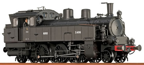 Brawa 40190 - French Steam Locomotive T5 of the NORD (DCC Sound Decoder)
