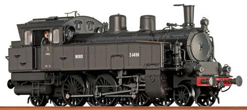 Brawa 40191 - French Steam Locomotive T5 of the NORD (Sound Decoder)