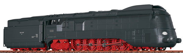 Brawa 40231 - German Steam Locomotive BR 06 of the DRG (Sound Decoder)