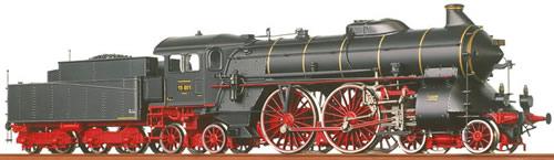Brawa 40267 - German Express Steam Locomotive BR 15 of the DRG
