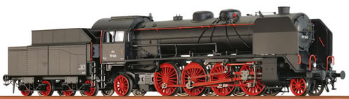 Brawa 40427 - HO Steam Loco BR 19.1 BBÖ, II