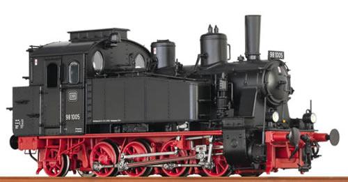 Brawa 40565 - German Steam Locomotive BR98.10 of the DB (Sound Decoder)
