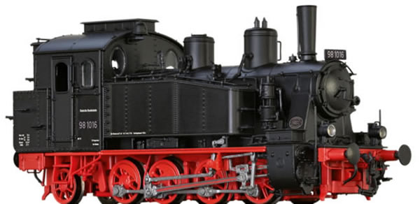 Brawa 40575 - German Steam Locomotive 98.10 of the DB (AC Digital Basic Plus)