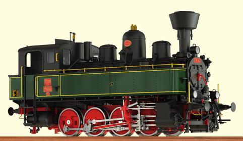 Brawa 40631 - HO Steam Loco 178 Montafon, I