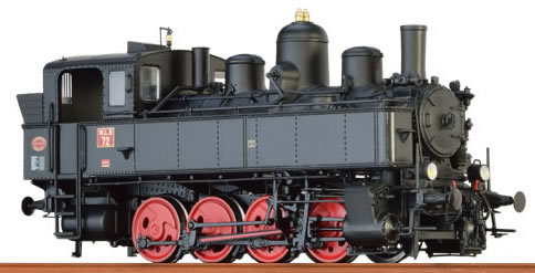 Brawa 40640 - Austrian Steam Locomotive Reihe 178 Wiene
