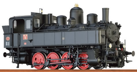Brawa 40641 - Austrian Steam Locomotive Reihe 178 Wiene