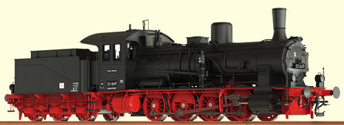 Brawa 40713 - H0 Steam Loco G7.1 DR, III, A
