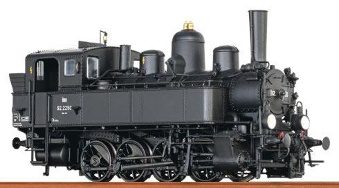Brawa 40780 - Austrian Steam Locomotive BR92.22 of the ÖBB