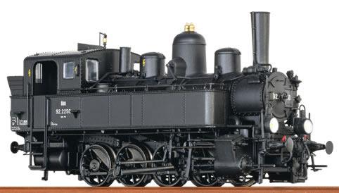 Brawa 40782 - Austrian Steam Locomotive BR92.22 of the ÖBB (DCC Sound Decoder)