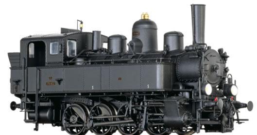 Brawa 40796 - Austrian Tender Locomotive BR 178 of the BBÖ (DC Analog Basic Plus)
