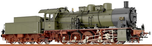 Brawa 40800 - German Steam Locomotive G10 of the PStEV