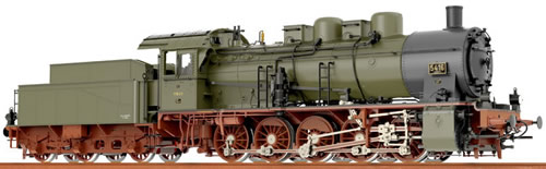 Brawa 40801 - German Steam Locomotive G10 of the PStEV