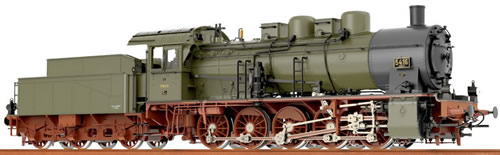 Brawa 40802 - German Steam Locomotive G10 of the PStEV (Sound+Steam)