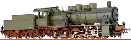 Brawa 40803 - German Steam Locomotive G10 of the PStEV (AC Sound+Steam)