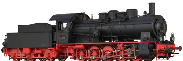 Brawa 40805 - German Steam Locomotive BR 57.10 of the DRG