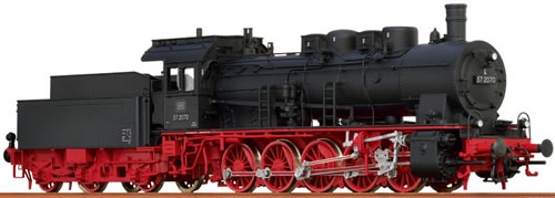Brawa 40809 - German Steam Locomotive BR 57.10 of the DB