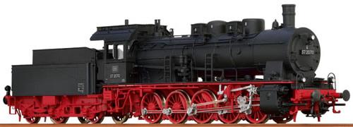 Brawa 40811 - German Steam Locomotive BR 57.10 of the DB (AC Sound+Steam)