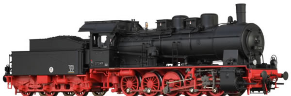 Brawa 40819 - German Steam Locomotive BR 57.10 of the DR (AC Sound+Steam)